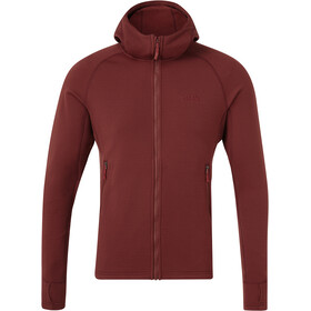 Rab Power Stretch Pro Jacket Men, oxblood red
